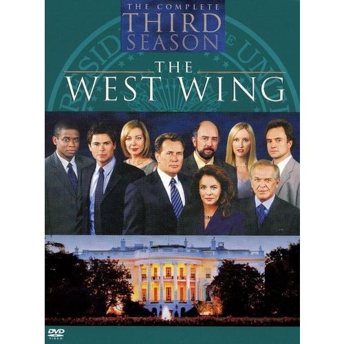 West Wing-Complete 3rd Season