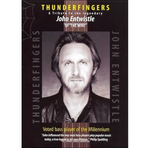 Thunderfingers - John Entwistle - The Who [DVD]