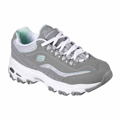 Skechers D'Lites Life Saver Womens Sneakers [extra wide]