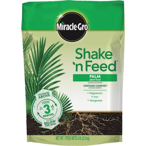 Miracle-Gro Shake N' Feed Palm Dry Plant Food - 3003010