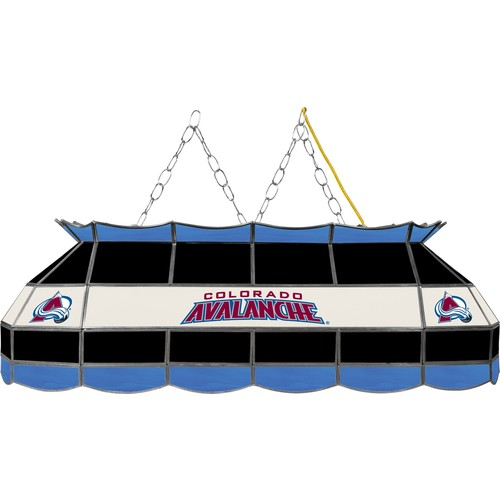 Trademark Games Colorado Avalanche 40'' Tiffany Lamp