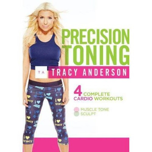 Tracy Anderson: Precision Toning (DVD) 2013