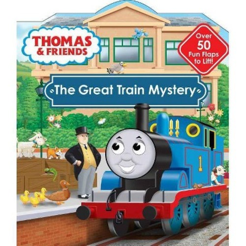 Thomas & Friends : The Great Train Mystery (Hardcover) (Maggie Fischer)