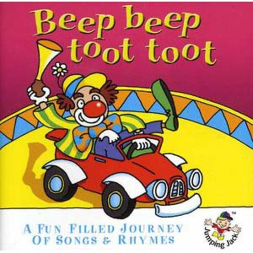 Beep Beep Toot Toot: Travelling By Various Artists (Audio CD)