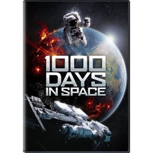 1000 Days In Space (DVD)