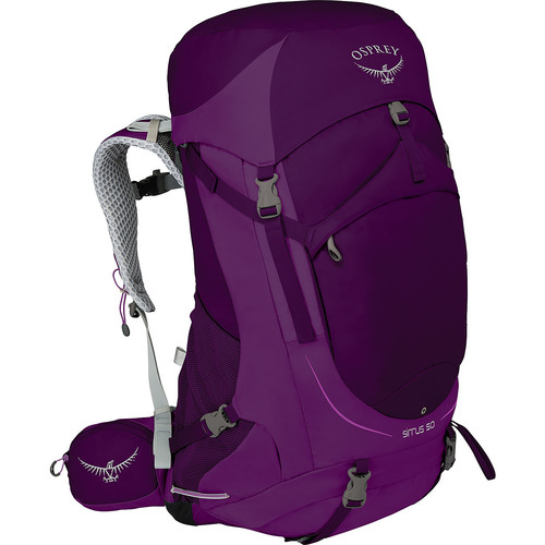 Osprey Womens Sirrus 50 Hiking Pack