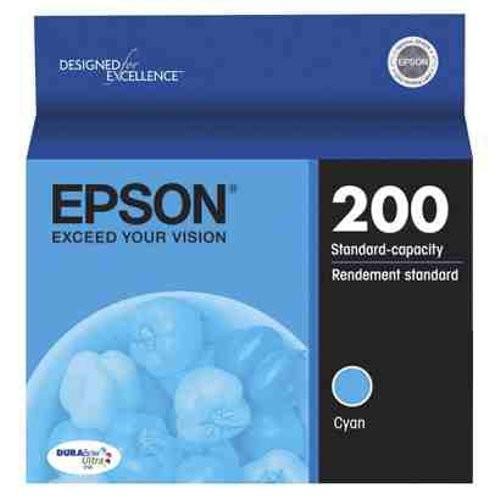 Epson DURABrite Standard Capacity Cyan Ink Cartridge T616200
