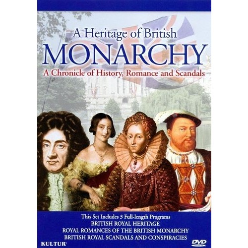 A Heritage of British Monarchy [DVD]