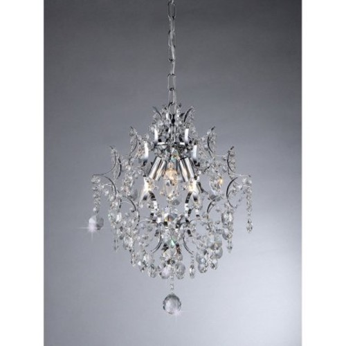 Warehouse of Tiffany RL9688 Crystal Pendant Light