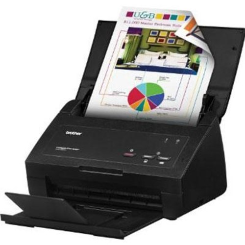 Brother Desktop Duplex Color Scanner