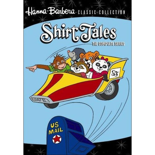 Shirt Tales: The Complete Series (DVD) (3 Disc)