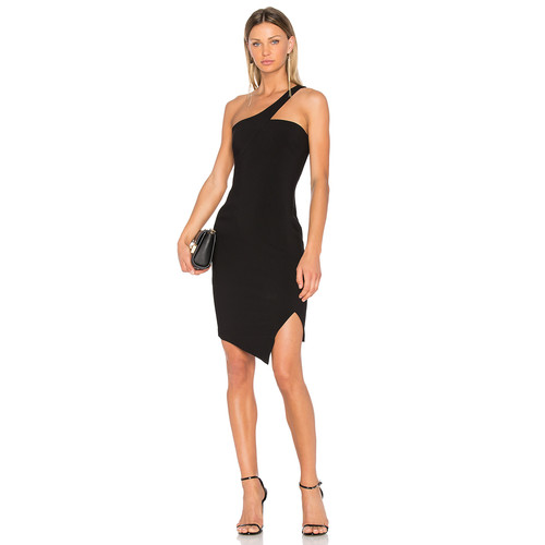 LIKELY Cerise Dress in Black