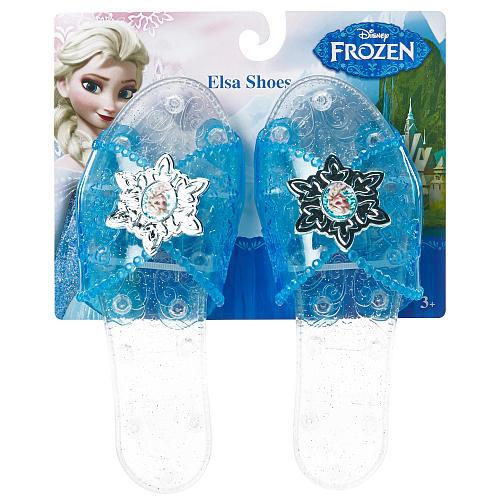 Disney Frozen Elsa's Sparkle Shoes