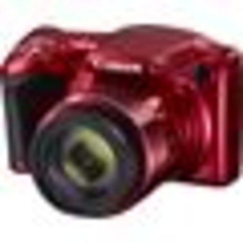 Canon PowerShot SX420 IS (Red) 20-megapixel camera with 42X optical zoom and Wi-Fi