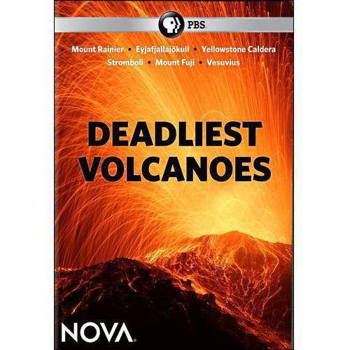 NOVA: Deadliest Volcanoes [DVD] [English] [2012]