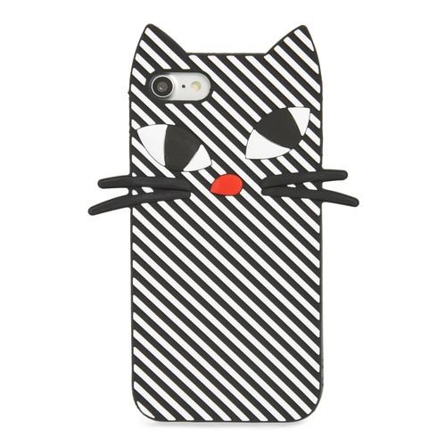 Stripe Cat iPhone 7/8 Case