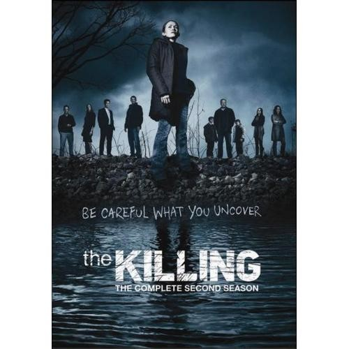 The Killing: The Complete Second Season [3 Discs] [DVD]