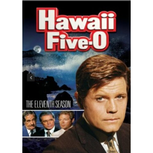 Hawaii Five-O: The Twelfth and Final Season (DVD)