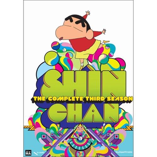 Shinchan: Season Three [4 Discs] [DVD]
