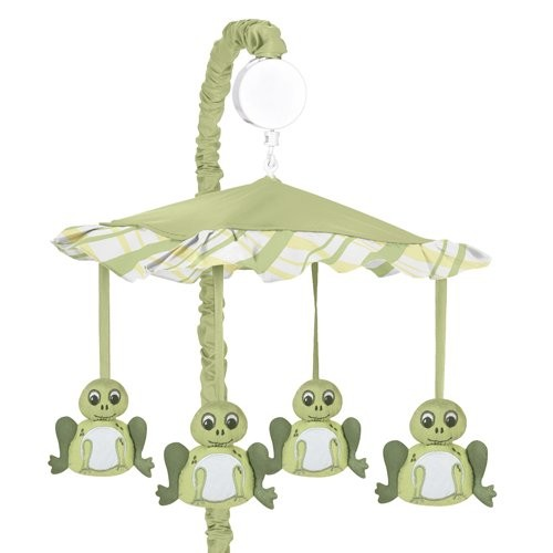 Leap Frog Musical Baby Crib Mobile by Sweet Jojo Designs