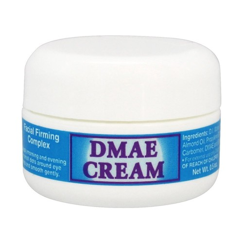 Nature's Vision - DMAE Cream Facial Firming Complex - 0.5 oz.