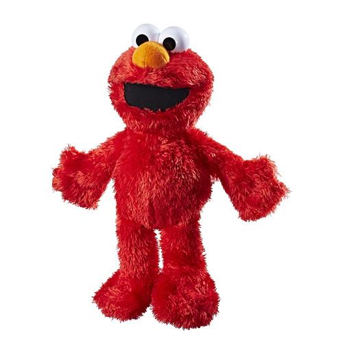 Playskool Friends Sesame Street Plush - Tickle Me Elmo