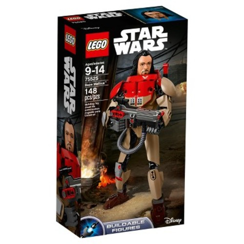 LEGO Constraction Star Wars Baze Malbus 75525