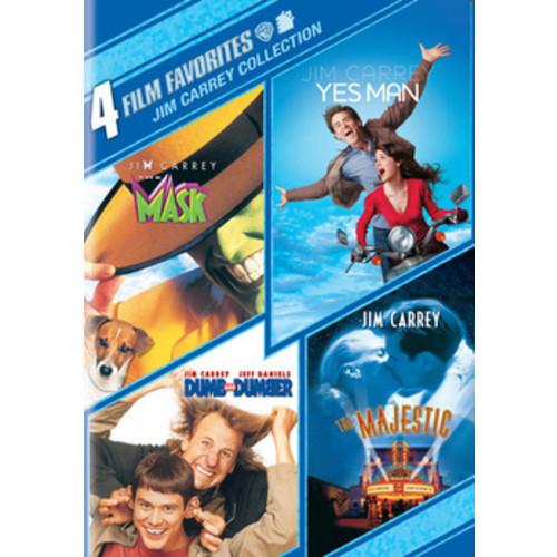 Jim Carrey Collection: 4 Film Favorites [2 Discs] [DVD]