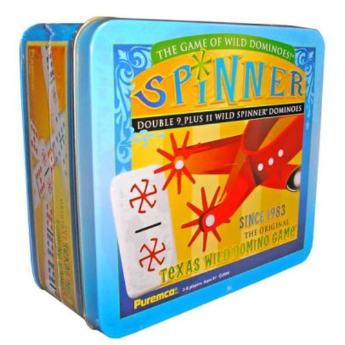Spinner- The Game of Wild Dominoes