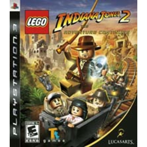 LEGO Indiana Jones 2: The Adventure Continues [Pre-Owned]