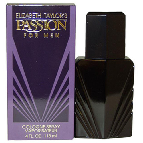 Elizabeth Taylor Passion Men's 4-ounce Cologne Spray (Tester)