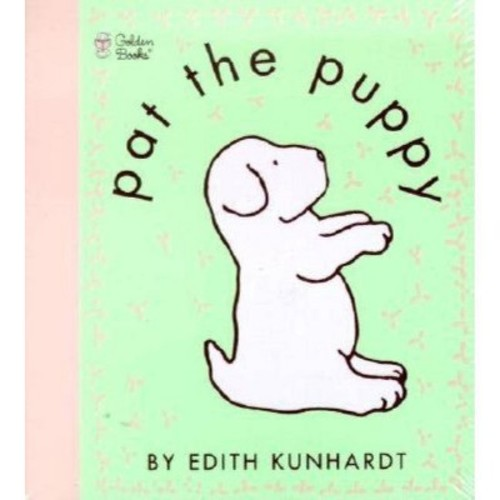 Pat the Puppy ( Golden Touch and Feel Book) (Paperback)