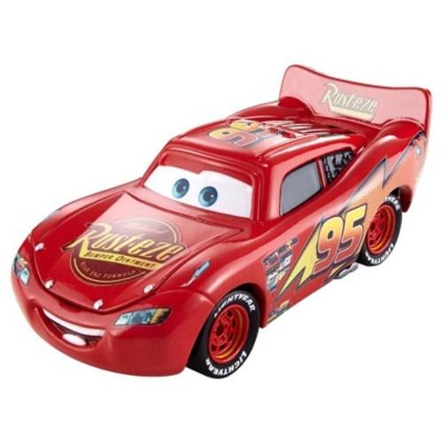 Disney Pixar Cars Precision Series Lightning McQueen Collector Diecast Vehicle