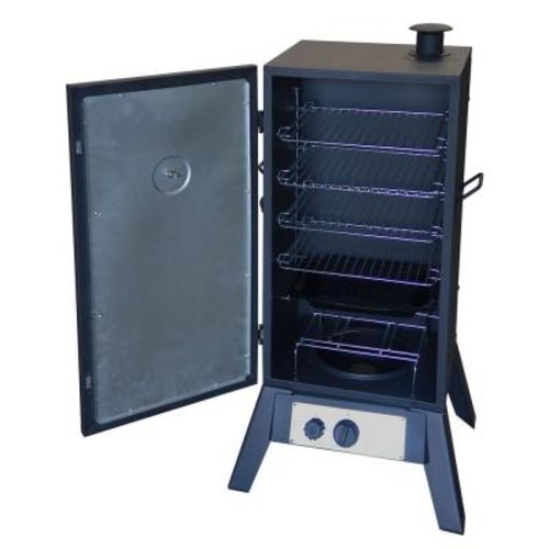 AZ Patio Heaters Steel Vertical Propane Smoker