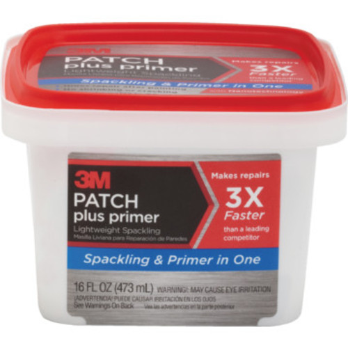 16 Oz 3M Spackling And Primer In One | HD Supply