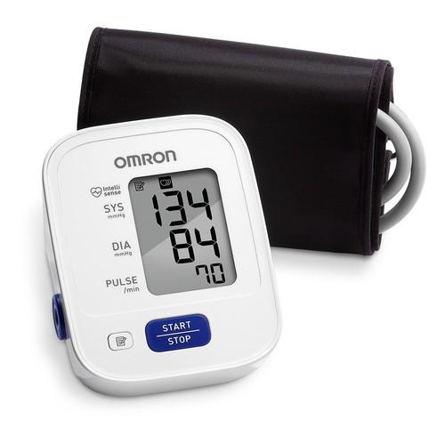 Omron 3 Series Upper Arm Blood Pressure Monitor, Model BP710N, White, 1 Count