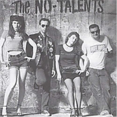 The No-Talents [CD]