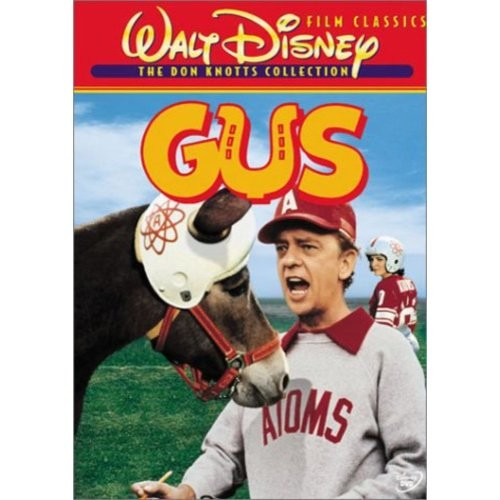 Gus: Don Knotts, Edward Asner, Tom Bosley, Dick Butkus, Tim Conway, Bob Crane, Dick Enberg, Harold Gould, Gary Grimes, Richard Kiel, Stu Nahan, George Putnam, Ronnie Schell, As Himself, Dick Van Patten, Liberty Williams, Vincent McEveety, Arthur Alsberg, Don Nelson: Movies & TV