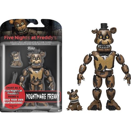 Funko - Five Nights at Freddy's: Nightmare Freddy