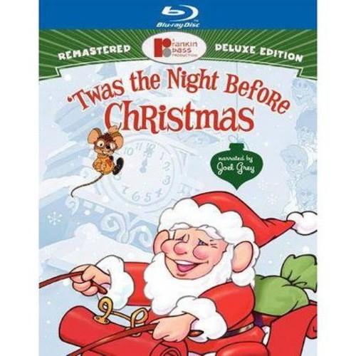 Twas the night before christmas (Blu-ray)