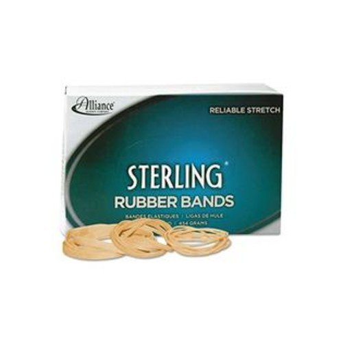 Alliance Rubber 25405 Sterling Rubber Bands Size #117, 1 lb Box Contains Approx. 250 Bands (7