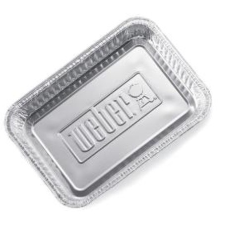 Weber Small Drip Pans (10-Pack)