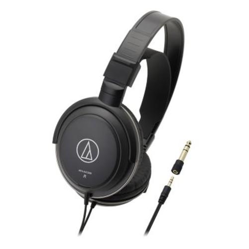 Audio-Technica SonicPro ATH-AVC200 Closed-Back Dynamic Headphones, Black