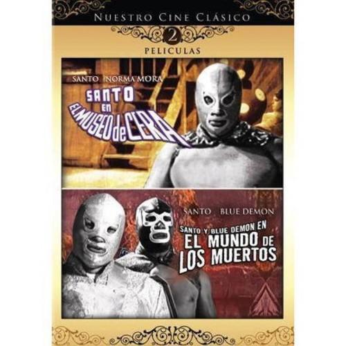 Santo en el museo de cera/Santo y blu (DVD)