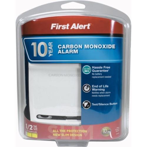 First Alert Battery-Powered Electrochemical Carbon Monoxide Alarm(CO910)