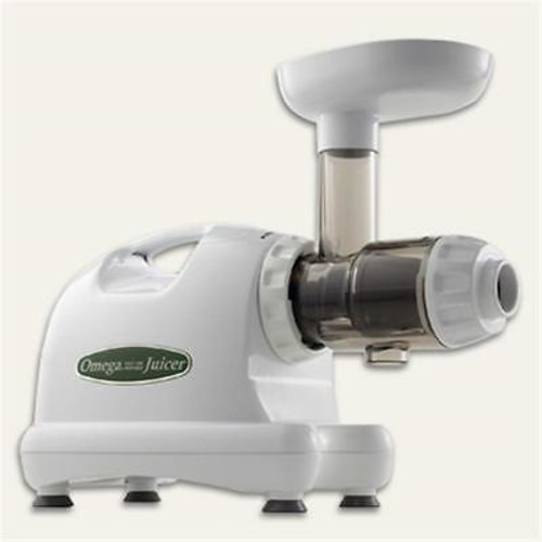Omega Products J8004 Nutrition Center Commercial Masticating Juicer Brand New Kitchen Product