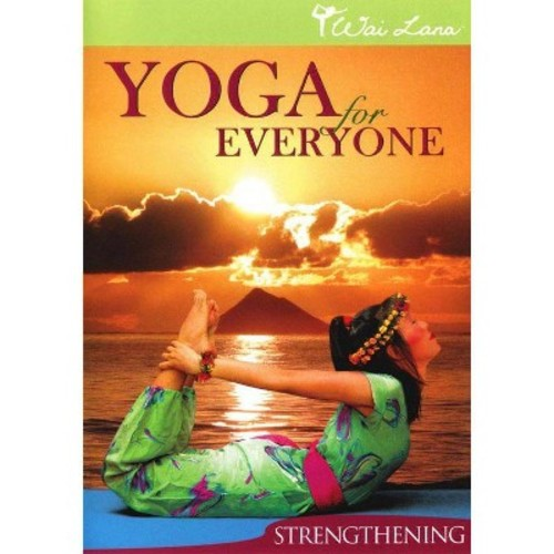 Wai Lana Yoga for Everyone: Strengthening (DVD)