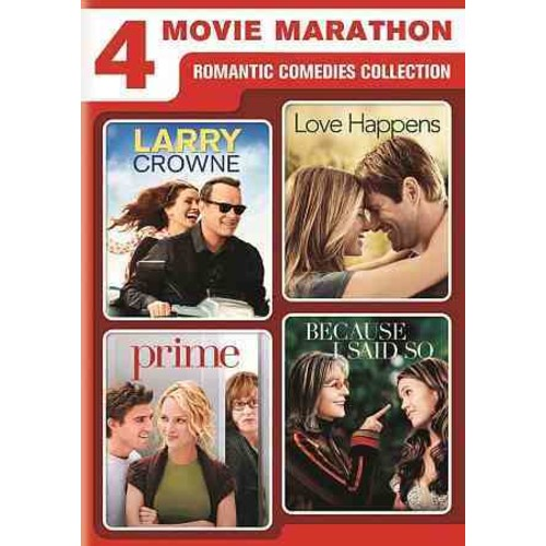 4 Movie Marathon: Romantic Comedies Collection
