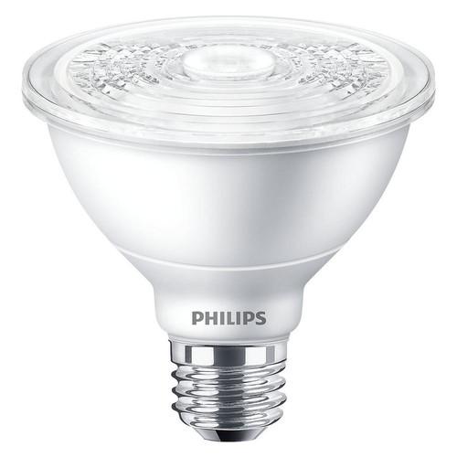 Philips 75W Equivalent Warm White PAR30S Dimmable ExpertColor LED Light Bulb