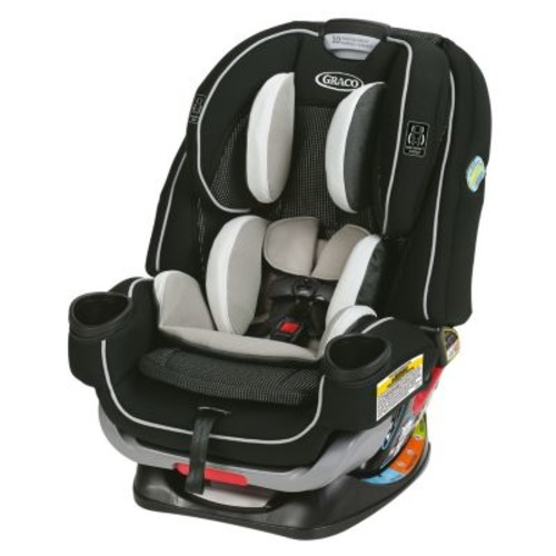 Graco 4Ever Extend2Fit 4-in-1 Convertible Car Seat - Jodie